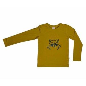 Baba-Babywear Longsleeve 'racoon'
