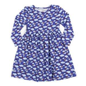 Lily Balou Clarisse dress 'planes'