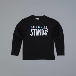 Shapes of things Longsleeve 'stand out'