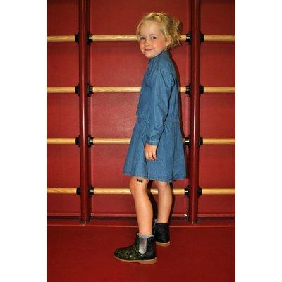 Tumble 'n dry Blauw jeanskleedje 'vianne'