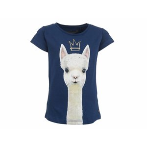 Stones and bones T-shirt Camille 'queen'