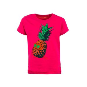 Stones and bones T-shirt Suzette 'pineapple'