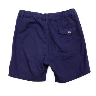 Lily Balou Astor shorts 'donkerblauw'