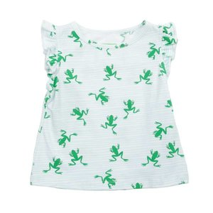 Lily Balou Eline top 'frogs'