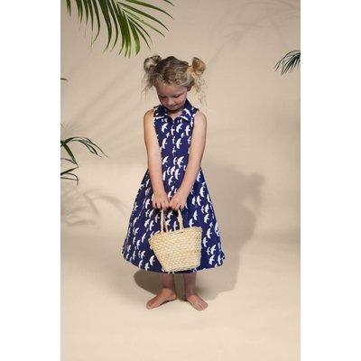 Lily Balou Ellis kleedje 'zeemeeuw'