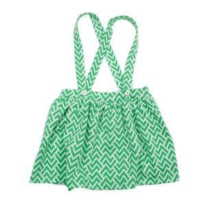 Lily Balou Chloe dress jacquard 'zigzag'