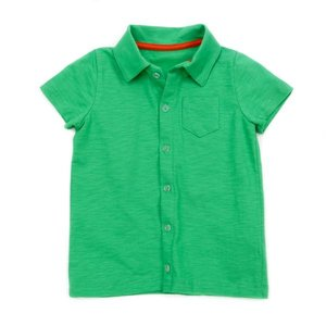 Lily Balou Jonathan shirt slub Jersey Grass green