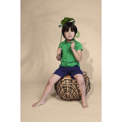Lily Balou Groen hemdje 'jonathan'