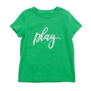 Lily Balou Louis T-shirt 'jersey grass green'