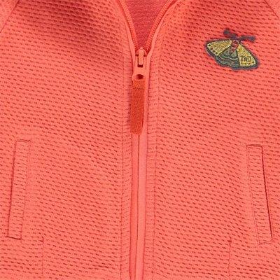 Tumble 'n dry Oranje sweater met kap
