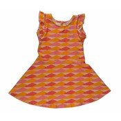 Baba-Babywear Waistdress 'sunset'
