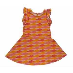 Baba-Babywear Waistdress 'sunset'