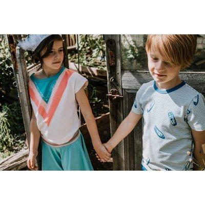 Baba-Babywear Triangle shirt 'triangle'
