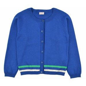 Baba-Babywear Cardigan 'blue'