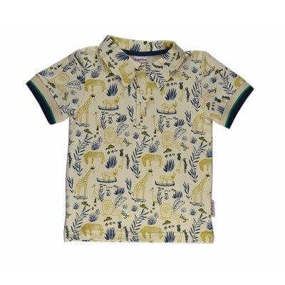 Baba-Babywear Polo 'jungle'