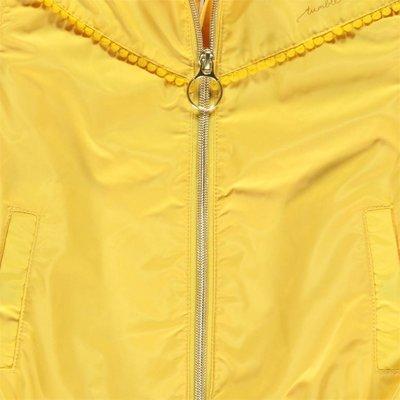 Tumble 'n dry Gele jas met bolletjes 'cester'