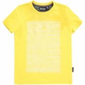 Tumble 'n dry Gele T-shirt met skateboard 'donny'
