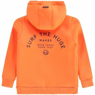 Tumble 'n dry Neon oranje trui/vest 'denter'