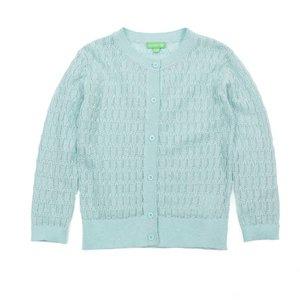 Lily Balou Iris cardigan knitwear 'sky blue'