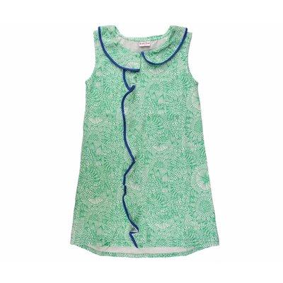 Baba-Babywear Ruffle dress kleedje 'daisy'