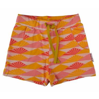 Baba-Babywear Kleurrijke short 'sunset'