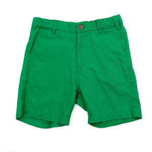Lily Balou Astor shorts cotton 'green grass
