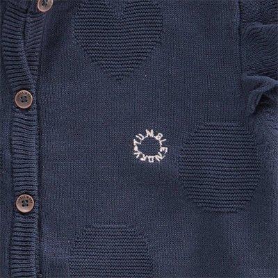 Tumble 'n dry Donkerblauwe cardigan 'chama'