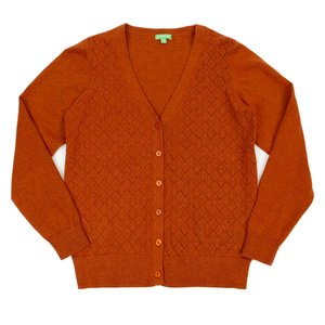 Lily Balou Alicia cardigan 'biscuit brown'