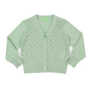 Lily Balou Alicia cardigan 'frosty green'