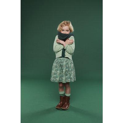 Lily Balou Groene cardigan 'Alicia'