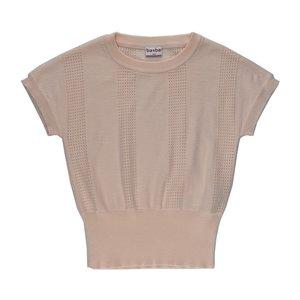 Baba-Babywear Knitted shirt 'pink'