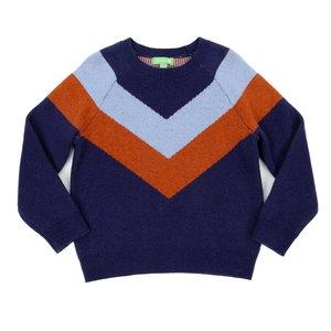 Lily Balou Livia colourblock sweater
