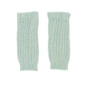 Lily Balou Ellie legwarmers 'frosty green'