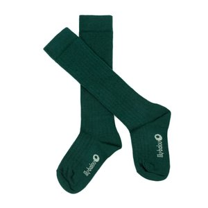 Lily Balou Jordan knee socks 'dark green'