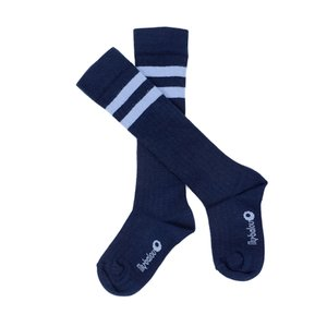 Lily Balou Jordan knee socks 'dark blue'