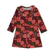 Baba-Babywear Bloemetjeskleedje met kraagje 'flora'