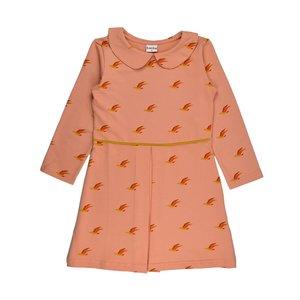 Baba-Babywear Collar dress 'birds'