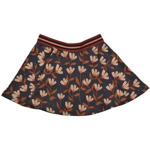 Baba-Babywear Full circle skirt 'pink flower'