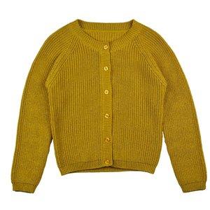 Baba-Babywear Cardigan 'mustard'