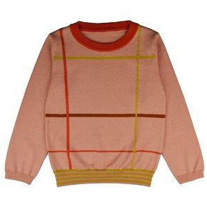 Baba-Babywear Pullover 'checked'