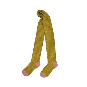Baba-Babywear kousenbroek 'mustard'