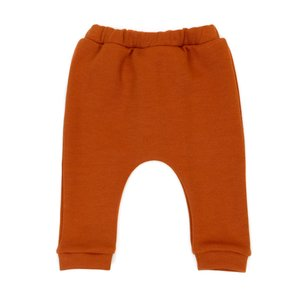 Lily Balou Tommy baby trousers 'brown'