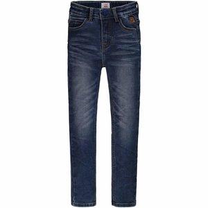 Tumble 'n dry Jeans 'Franc- dark stonewash'