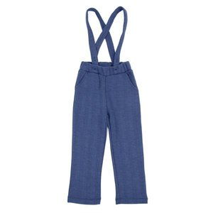 Lily Balou Flor trousers blue