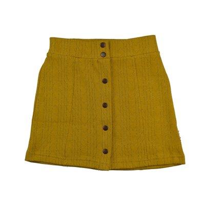 Baba-Babywear Button skirt 'gold jacquard'