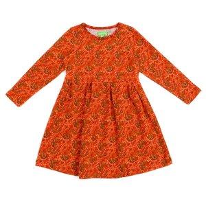 Lily Balou Anna dress 'foxes'
