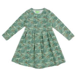 Lily Balou Anna dress 'wolves green'