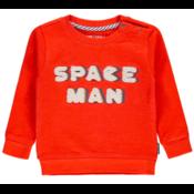 Tumble 'n dry Oranje sweater 'space man'