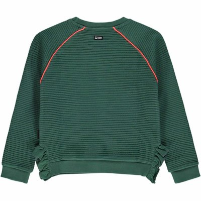 Tumble 'n dry Groene sweater 'kelby'