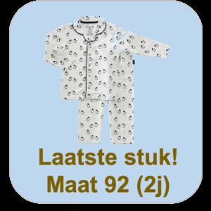 little label Pyjama pinguin
